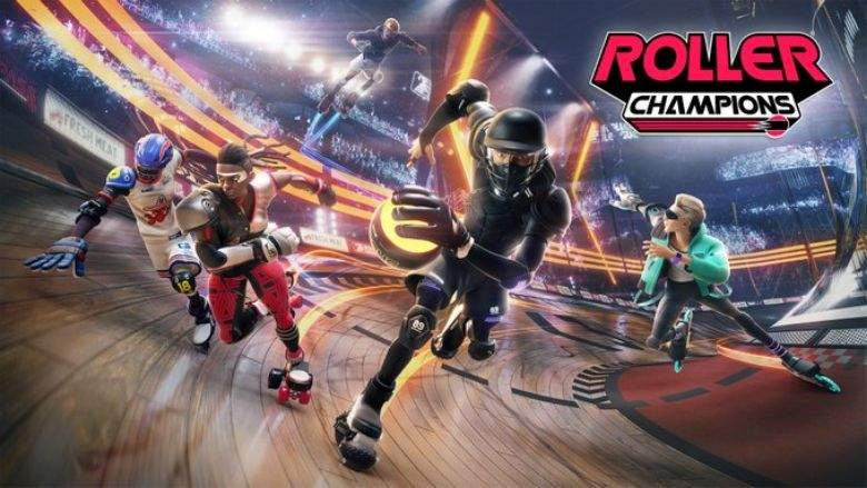 Roller Champions artwork