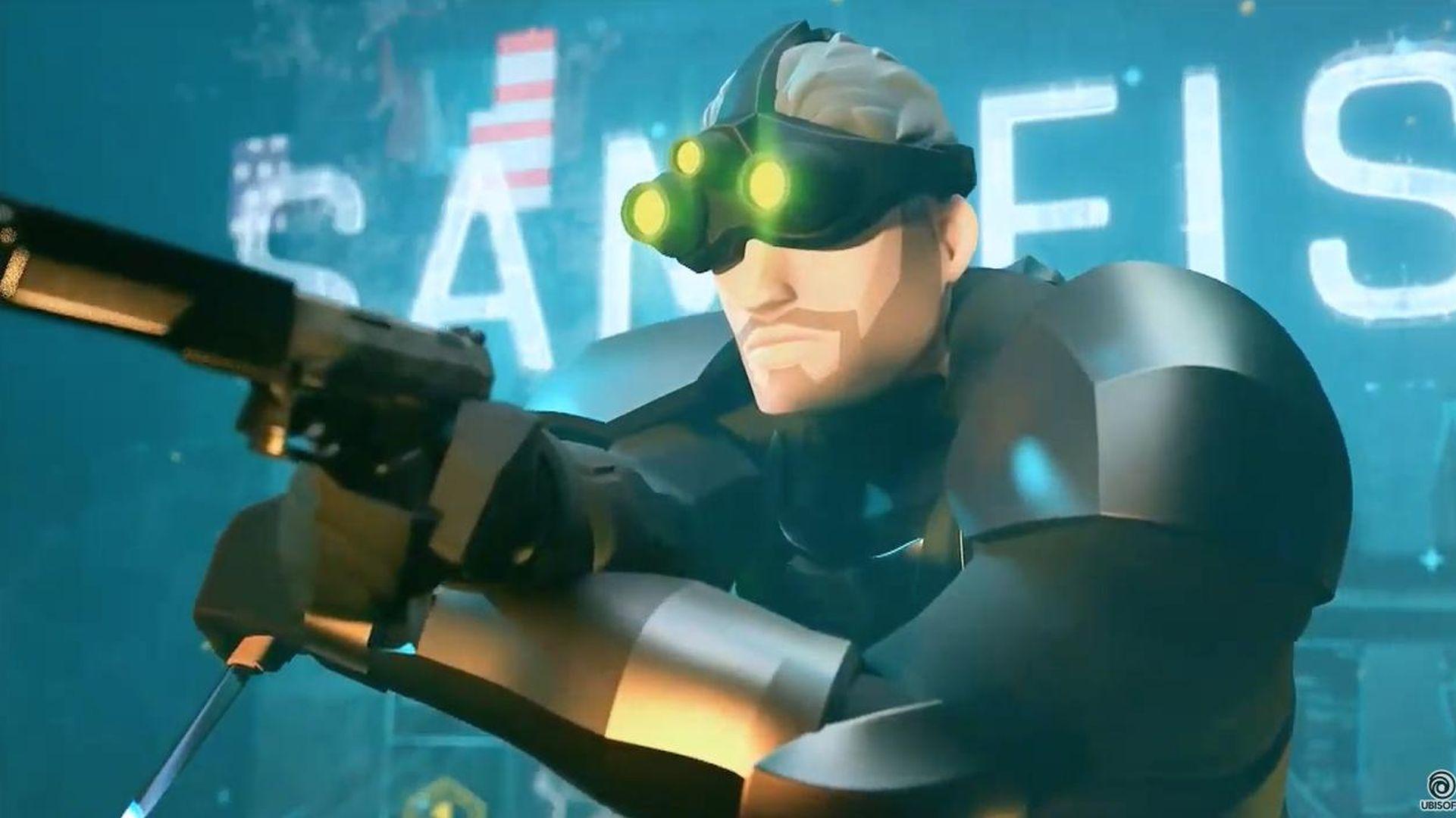 Tom Clancy's Elite Squad E3 Ubisoft 2019 Splinter Cell Sam Fisher