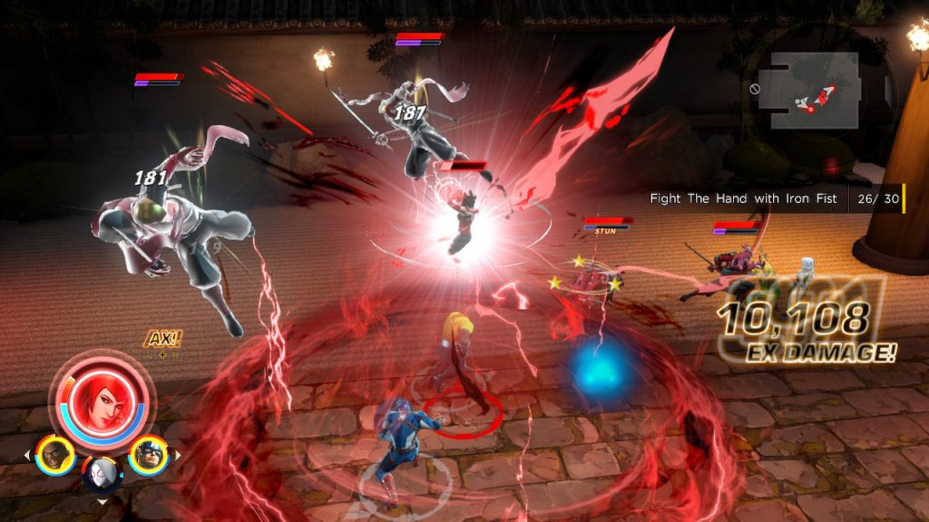 Extreme Alliance Attack MUA3