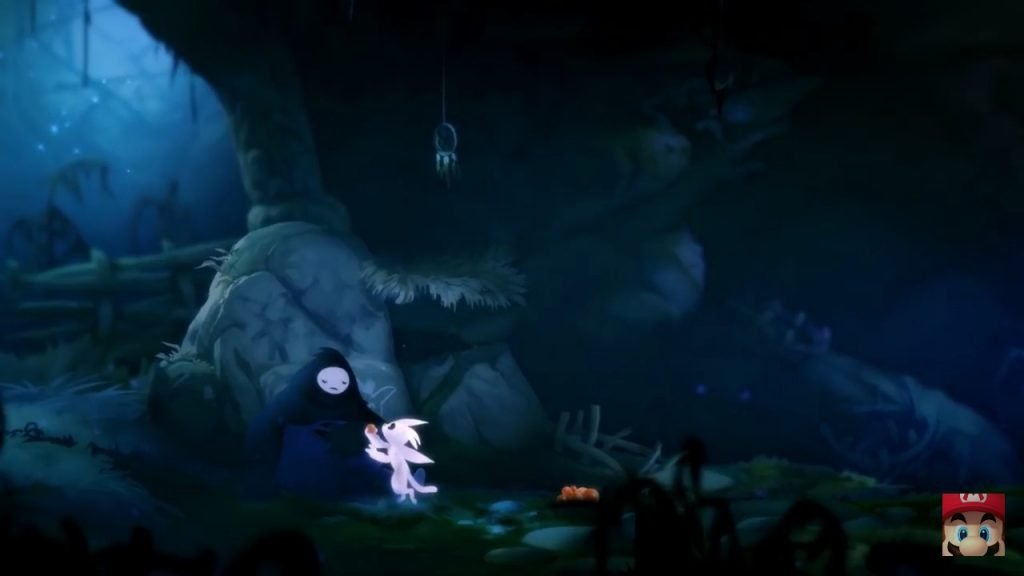 Gamescom Ori and the Blind FOrest