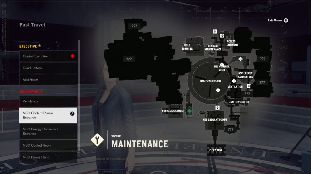 Control Mini Map