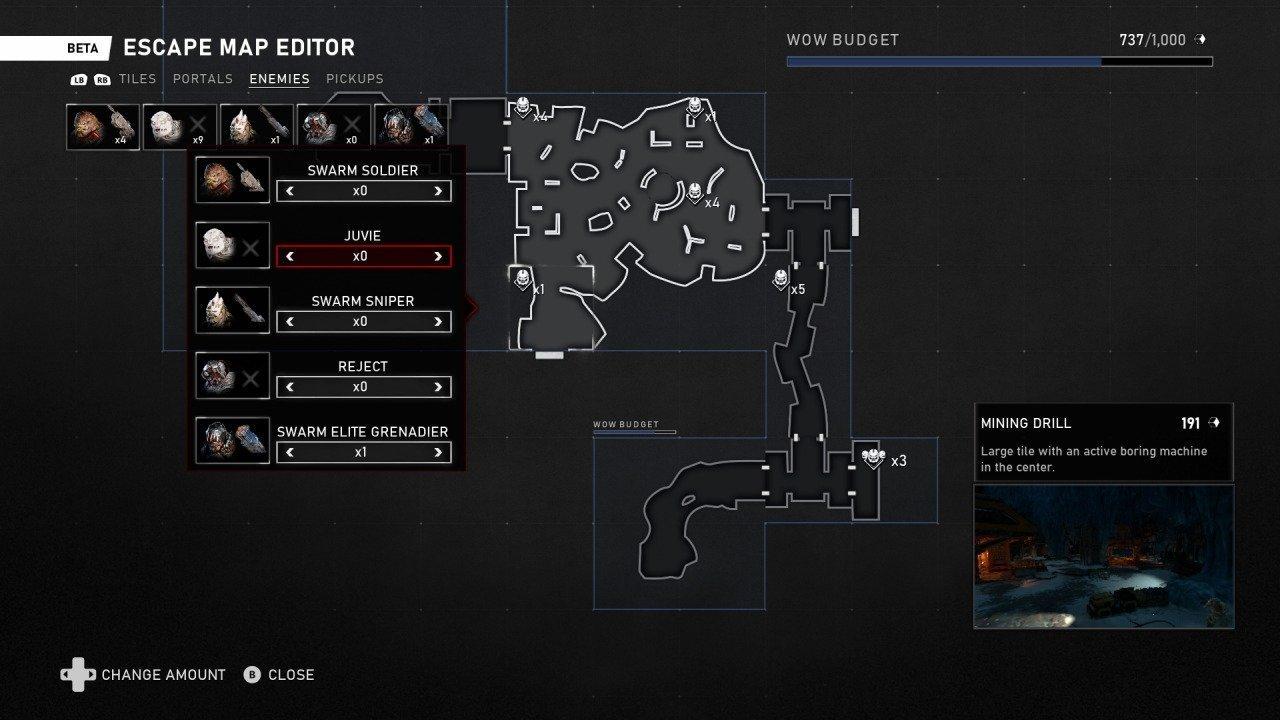 Escape Map Editor