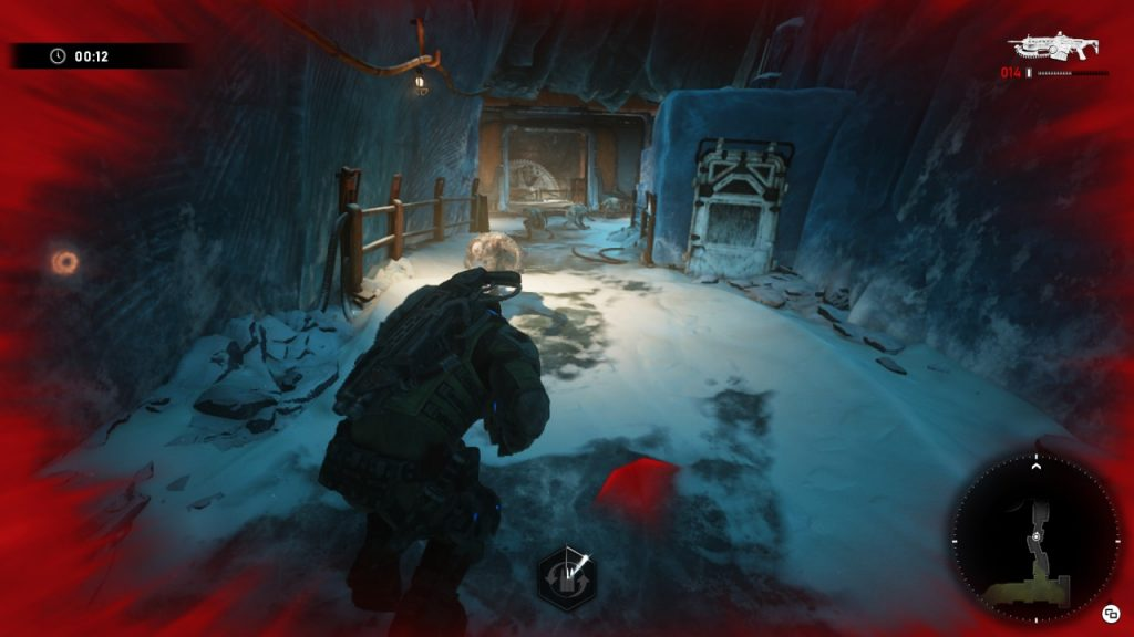 Gears 5 Escape Combat