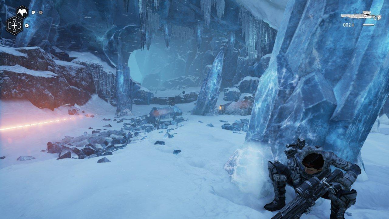 Gears 5 Winter Gunfight