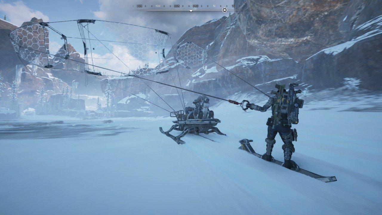 Gears of War 5 Open World Vehicle
