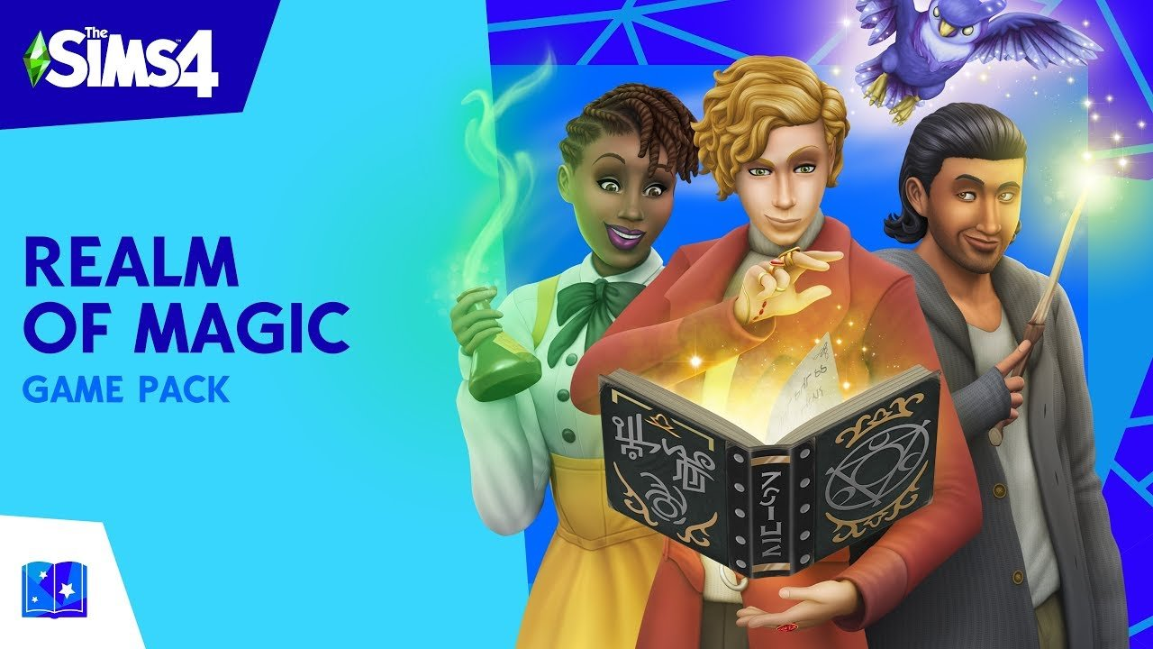 The Sims 4: Realm of Magic Game Pack