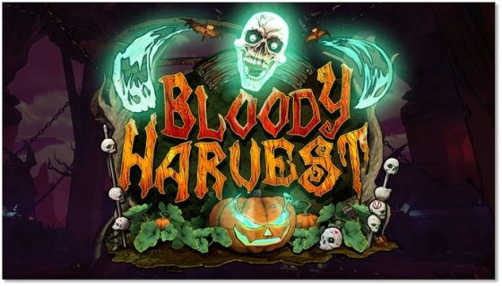 The first in-game event Bloody Harvest for Borderlands 3 is coming up soon!