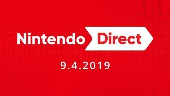 Nintendo Direct Presentation