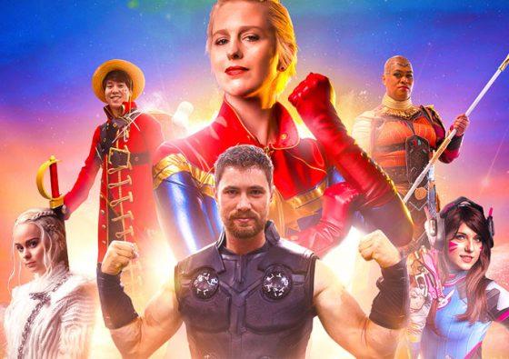 Oz Comic-Con Sydney 2019