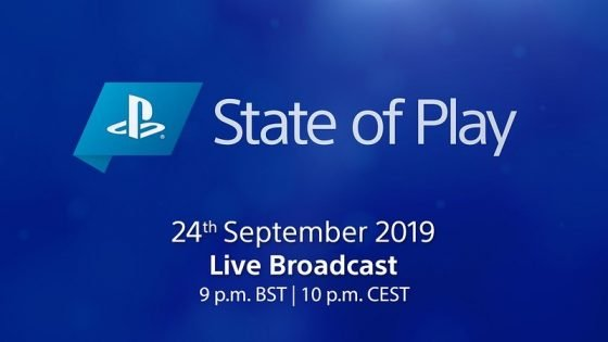 Details are out for State of Play that's airing on September 24!