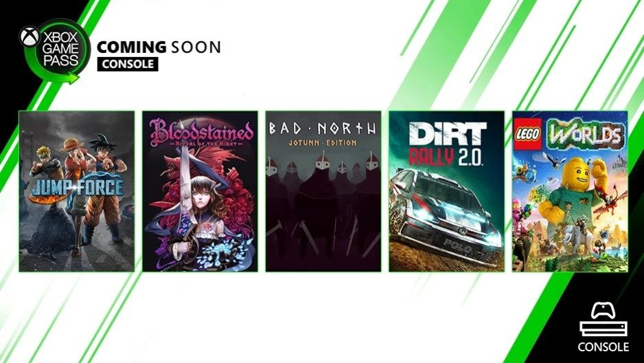 Five more games are added to Xbox Game Pass in September!