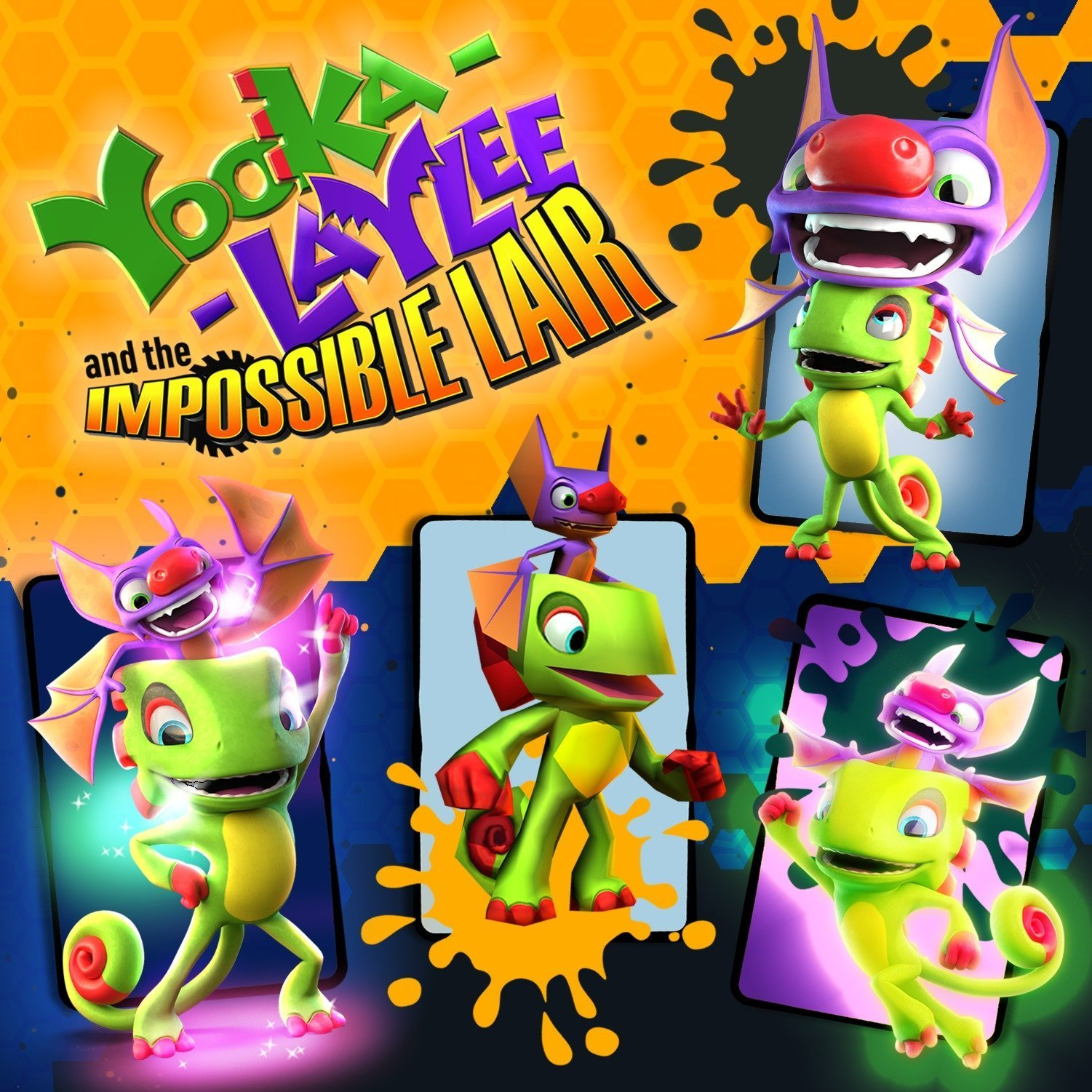 Yooka Laylee and the Impossible Lair preorder