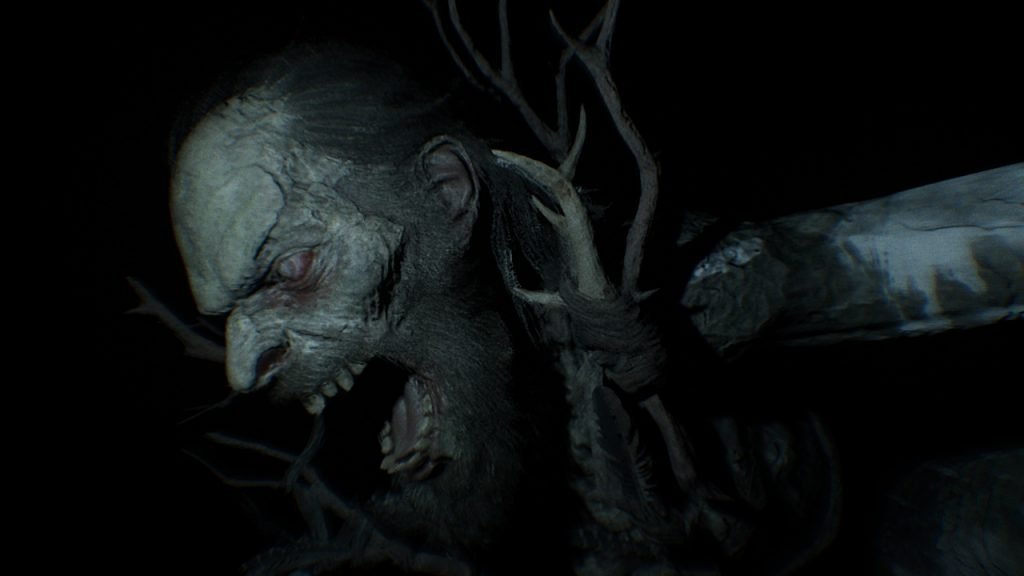 Blair Witch Cabin Monster