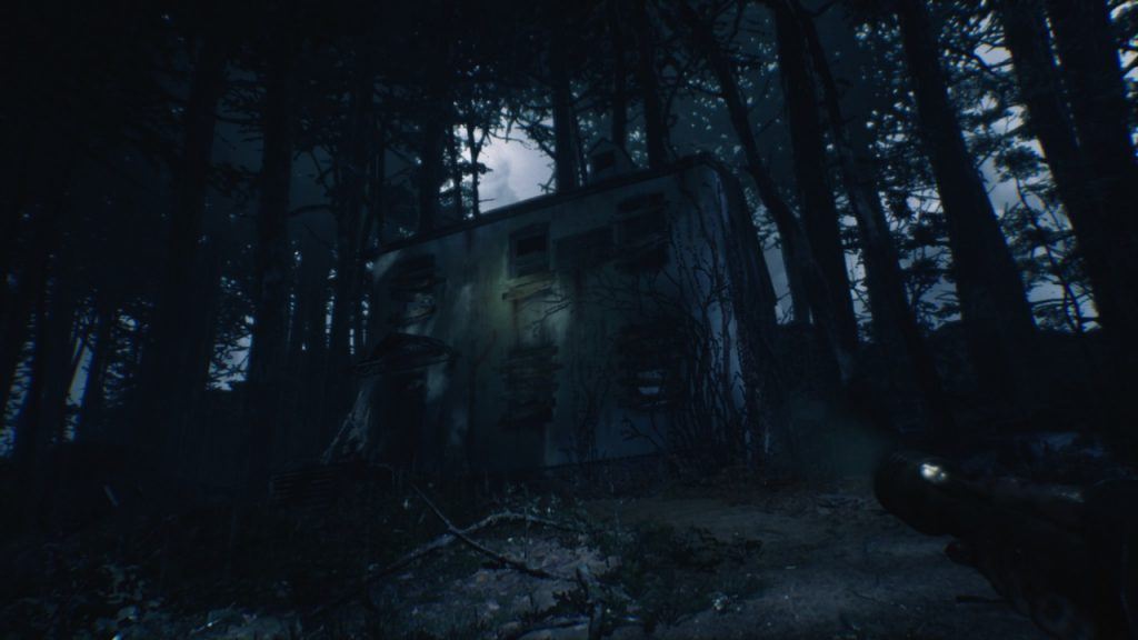 Cabin in the Woods Blair Witch