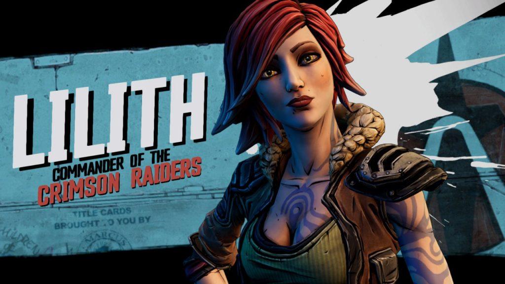Borderlands 3 Lilith