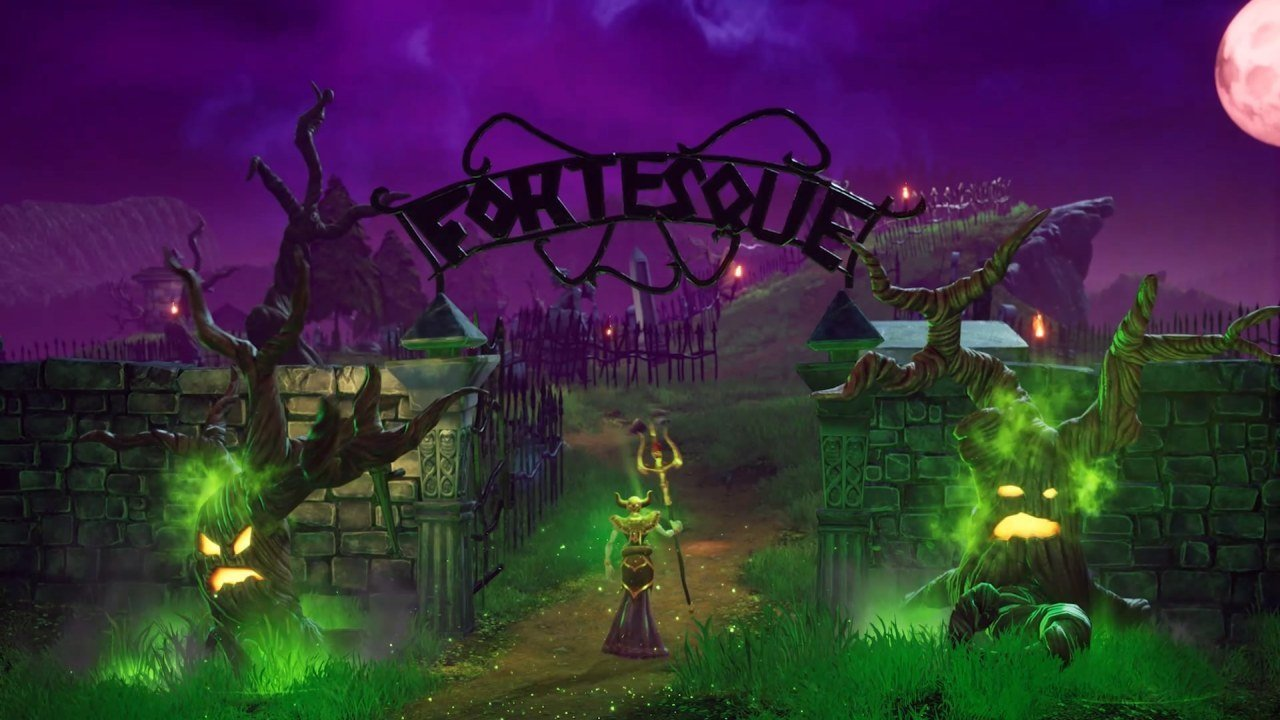 MediEvil Fortesque Crypt
