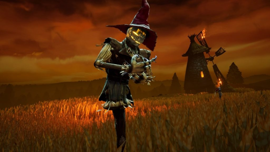 MediEvil Scarecrow Fields