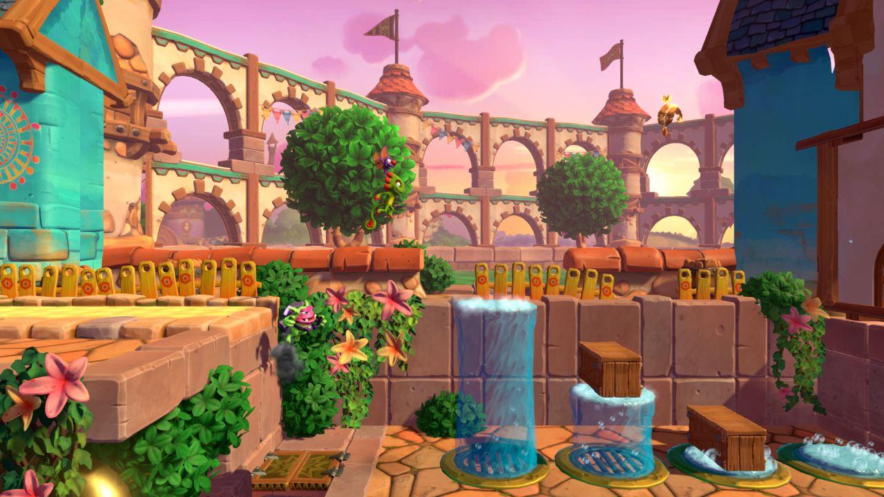 Yooka-Laylee Impossible Lair Gameplay 2