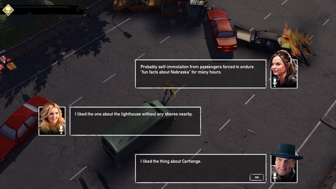 Zombieland Double Tap Dialogue