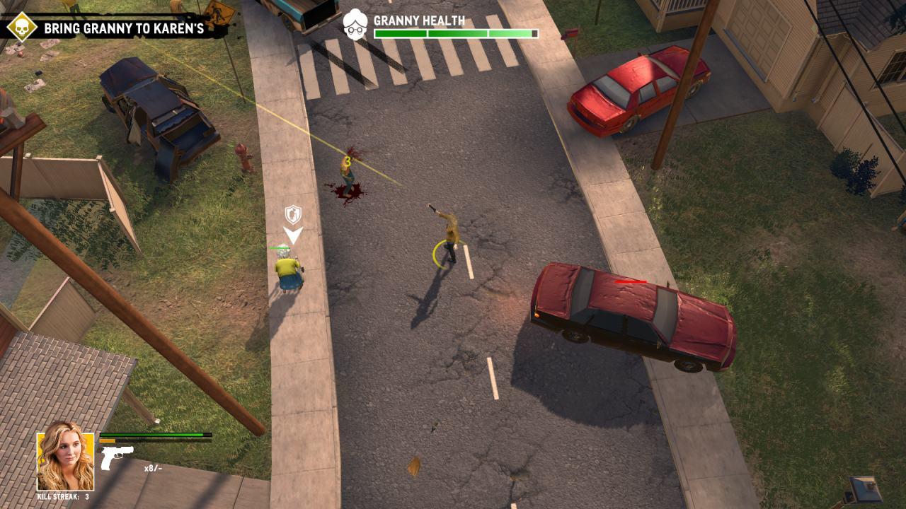 Zombieland Double Tap Escort Mission