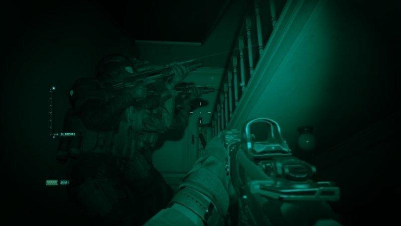Modern Warfare Night Vision