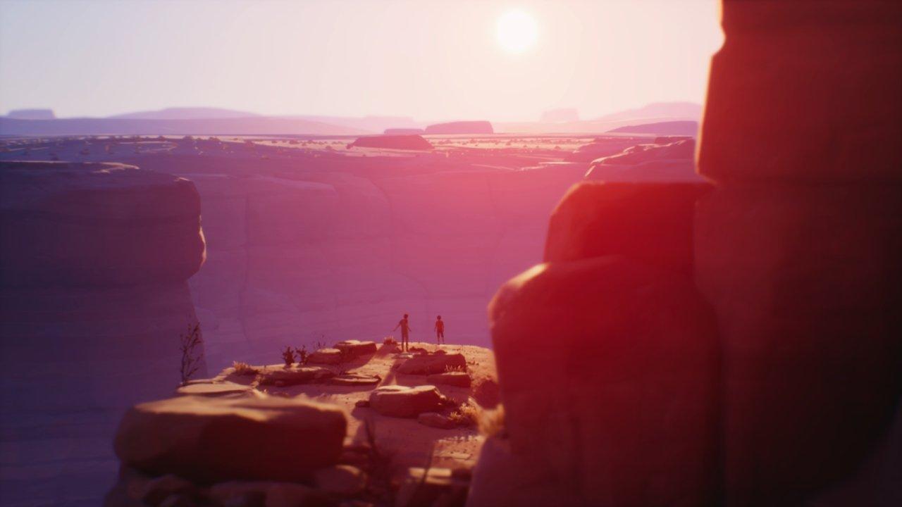Arizona Desert Cliffs