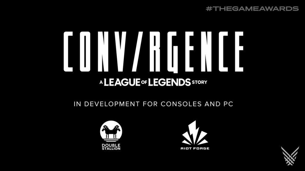 Conv/rgence League of Legends