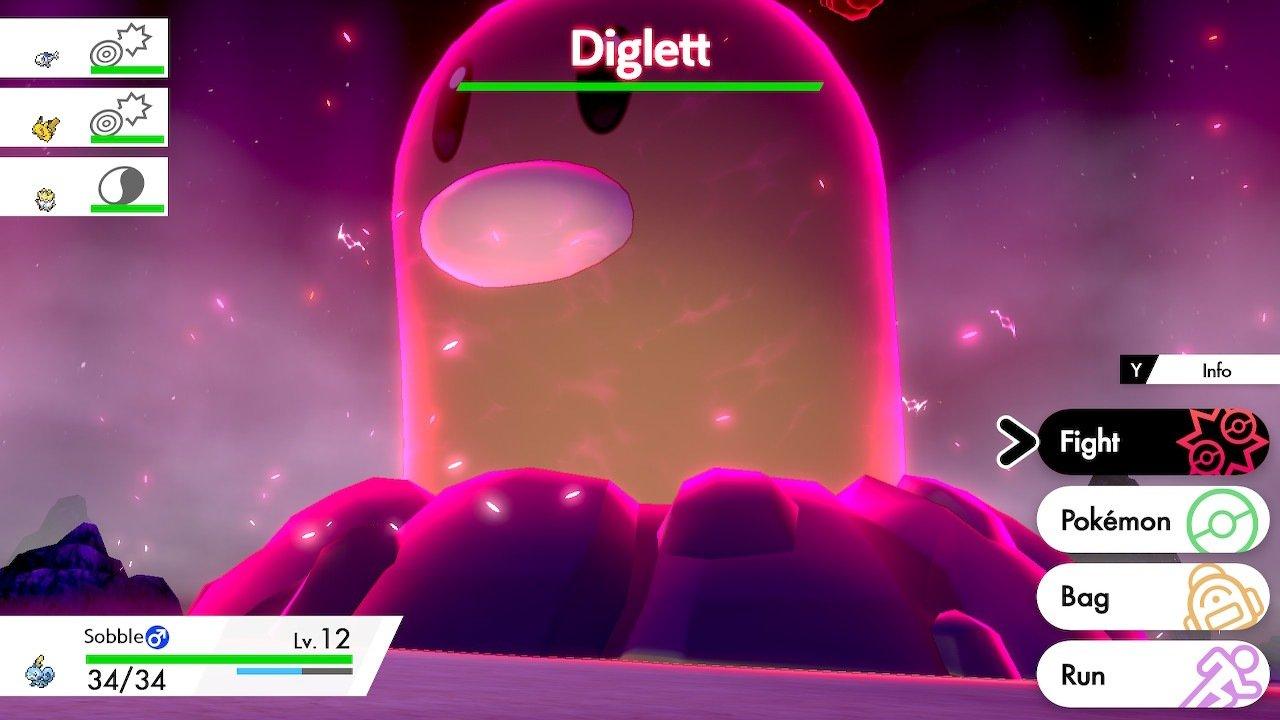DynaMax Diglett