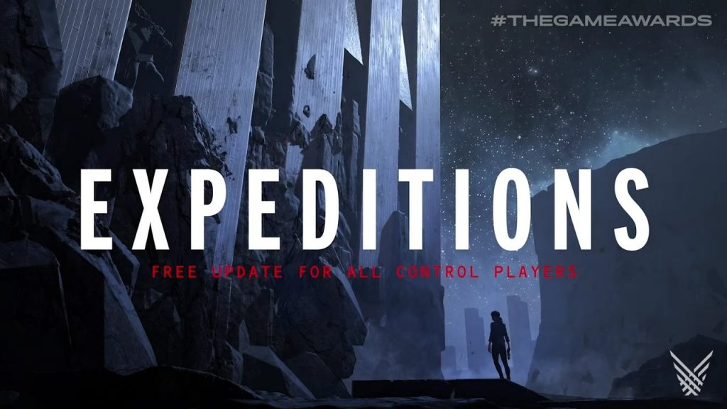 Expeditions Update for Control