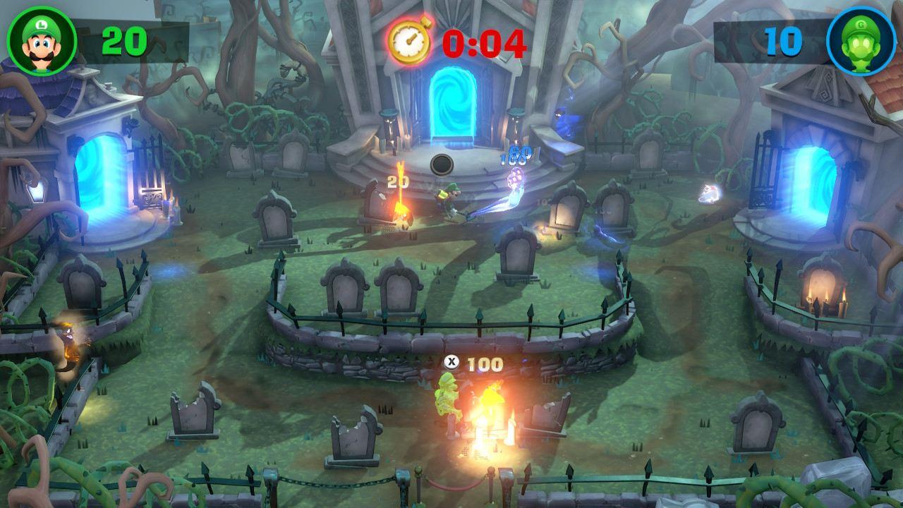 Ghost Hunting Luigi's Mansion 3