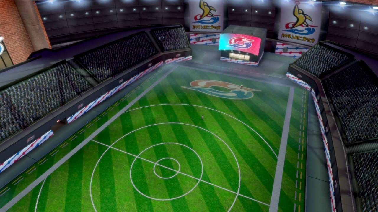 Pokemon Gym Stadium