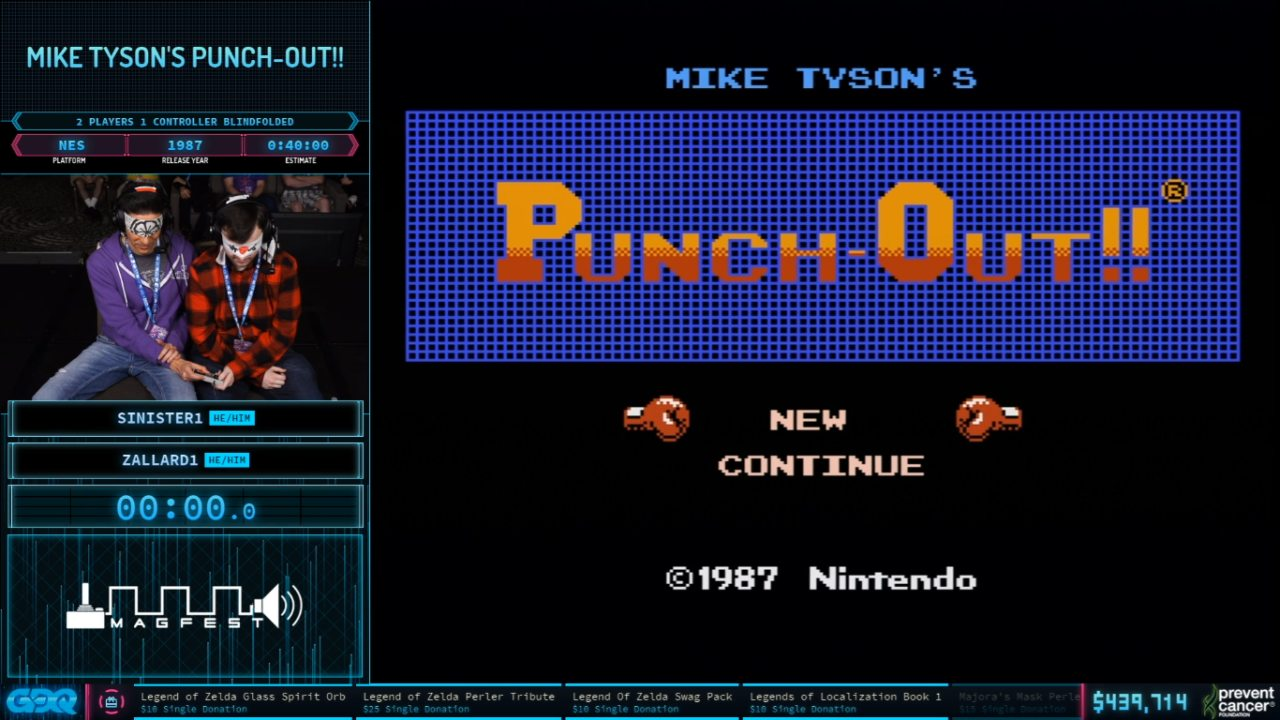 Mike Tysons PunchOutt
