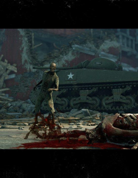 Zombie Army 4 Zombies