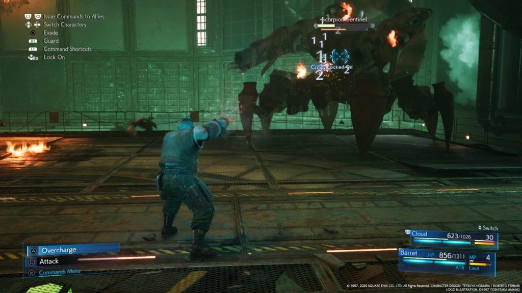 Barret Fighting Robot