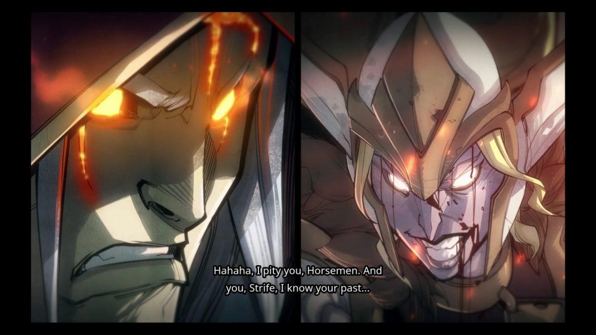 War vs Angel