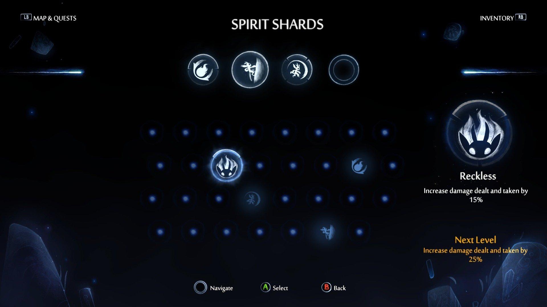 Spirit Shard System