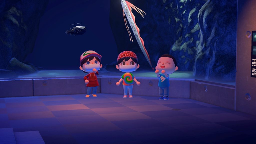 New Horizons Oarfish Aquarium