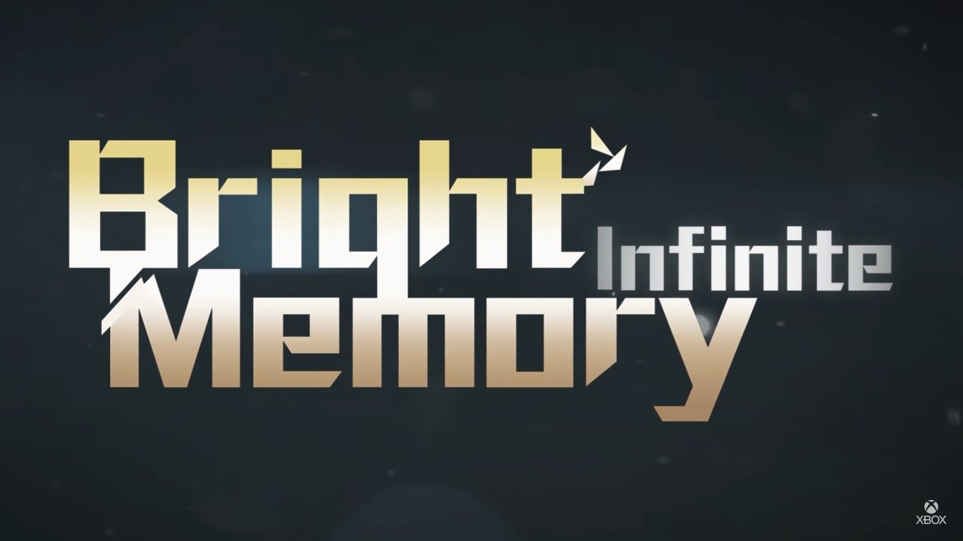 Bright Memory Infinite Logo