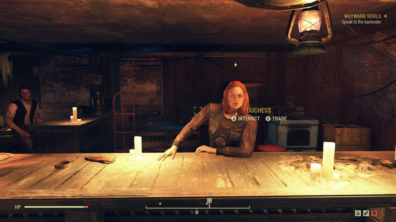 Fallout 76 Duchess