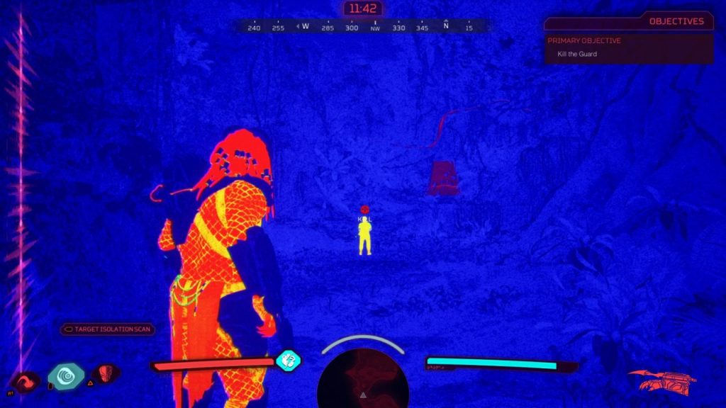 Predator Gameplay