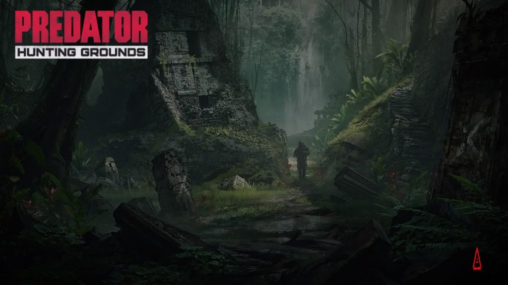 Predator Hunting Grounds Loading Screen