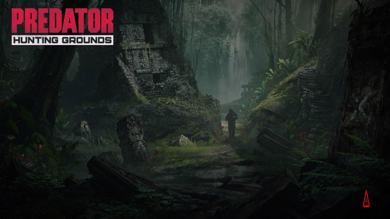 Predator Hunting Grounds Loading Screen