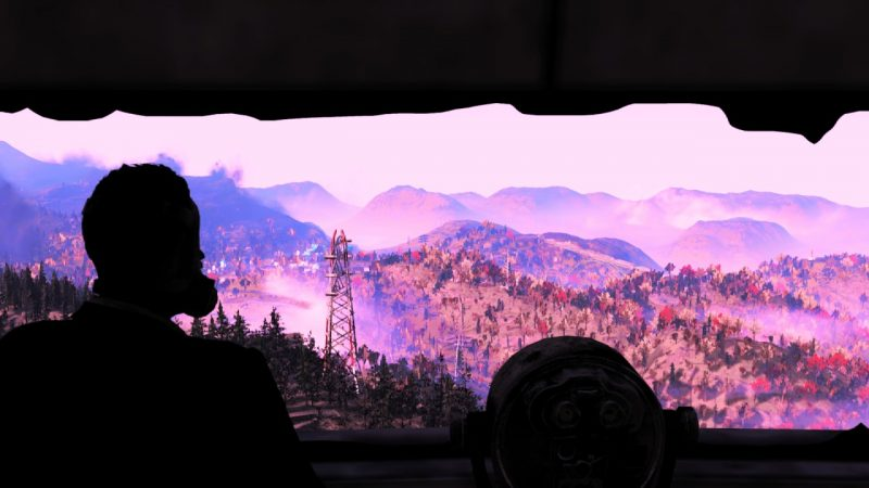 Top of the World Fallout 76