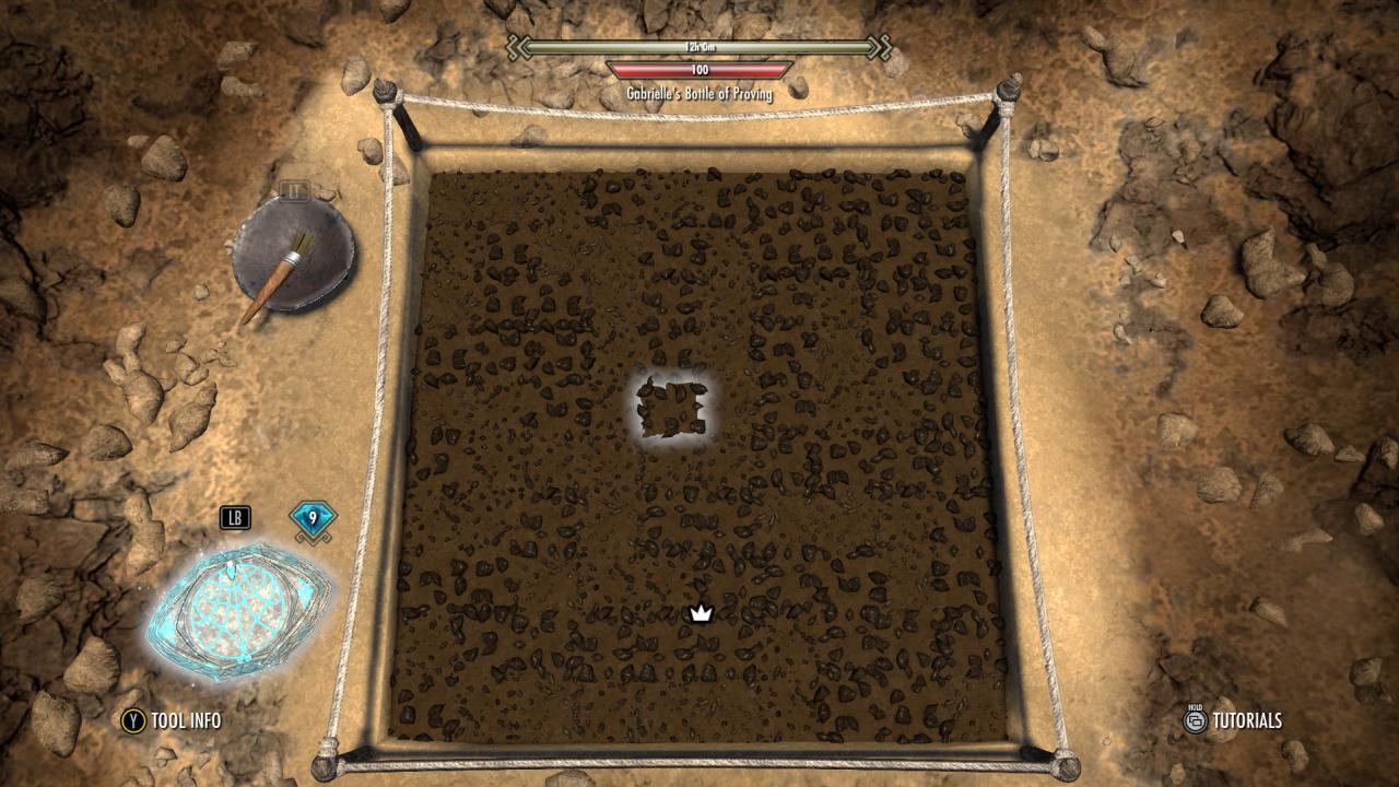 Excavation Mini-Game in ESO Greymoor