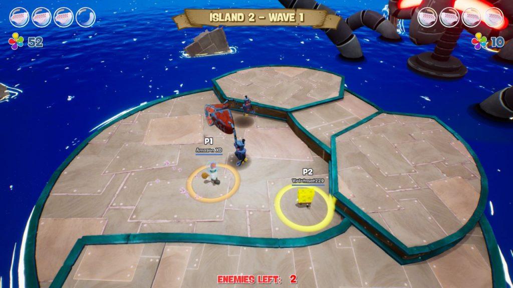 Spongebob Rehydrated Multiplayer