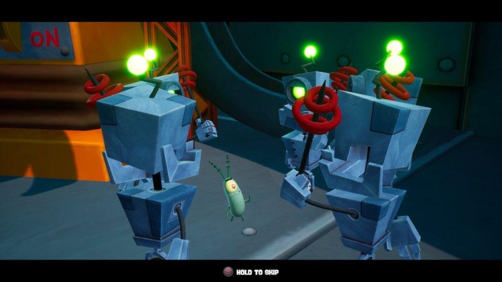 Robot Army Spongebob Rehydrated