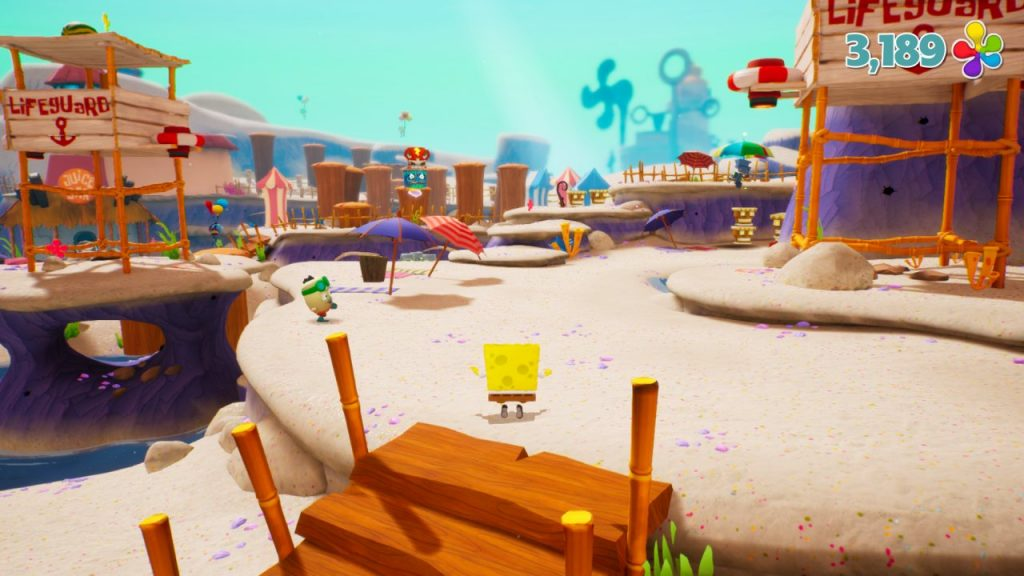 Spongebob Rehydrated Goo Lagoon