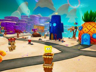Spongebob Neighborhood