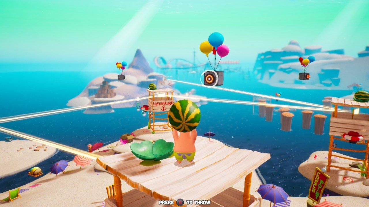 Spongebob Rehydrated Patrick Gameplay