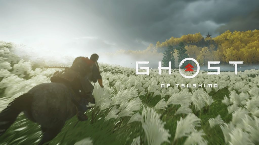 Ghost of Tsushima Title Sequence